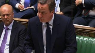 Cameron Addresses UK Parliament After Brexit Vote