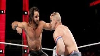 Full Match: John Cena vs. Seth Rollins: Raw, June 27, 2016