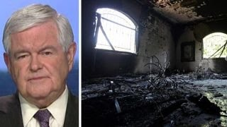 Newt Gingrich: Clinton lied while Americans were dying