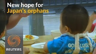 Reforms in Japanese law raise hopes for orphans