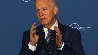 Biden Urges Change in Cancer Fight Culture