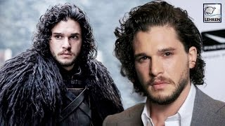 Kit Harington Auditioned For 'Game Of Thrones' With A Black Eye