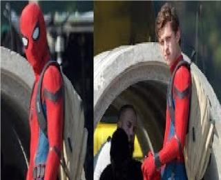 Tom Holland leaps into action as filming begins in latest reboot of Spider-Man