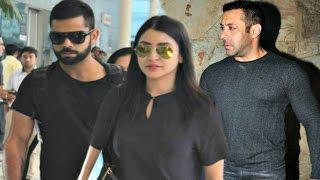 Salman Khan Helping Anushka Sharma And Virat Kohli's Relation!
