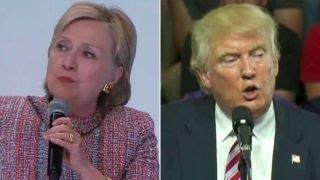 Fox News Poll: Clinton ahead of Trump by 6 points