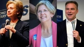 Clinton's VP shortlist not being vetted close enough?