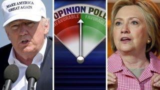 Deep dive into new poll reveals concerns for Trump, Clinton