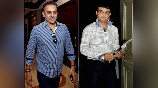 Sourav Ganguly gets angry, says Ravi Shastri is living in fool's world