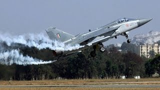 Tejas Light Combat Aircraft, made in India joins IAF