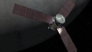 Juno Spacecraft Closes in on Jupiter