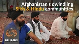 Afghanistan's declining Sikh and Hindu communities