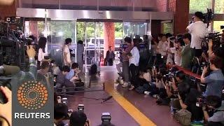 South Korean pop singer talks to police over $exual assault allegation
