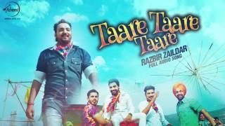 Taare Taare Taare (Audio Song) | Razbir Zaildar | Latest Punjabi Songs