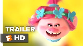 Trolls Official Trailer 1 (2016) - Justin Timberlake Movie