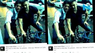 Salman, Shah Rukh break the internet with this pic