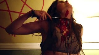 Exclusive: SATANIC Red Band Movie Clip - Sacrifice (2016) Sarah Hyland Horror Movie HD