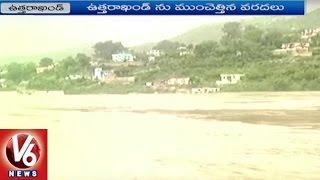 Heavy Rain Lashes Uttarakand, 30 Died with Heavy Floods | V6 News