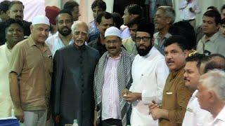 Iftar of Delhi Government at IGI Stadium.
