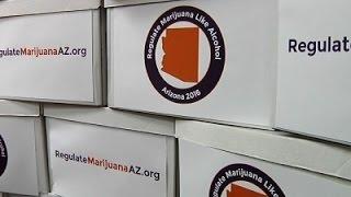 Thousands Sign for Arizona Marijuana Vote