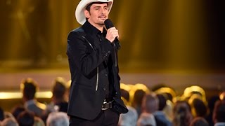 Brad Paisley Talks Relief Efforts in W. Va.
