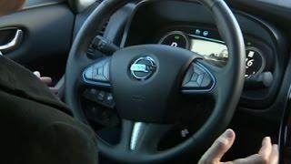 Q&A: Death Highlights Self-Driving Car Safety