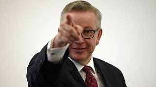 The UK needs a Brexit prime minister - Gove