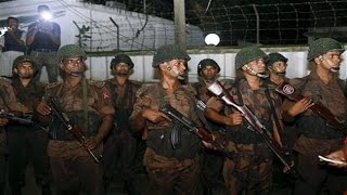 Bangladesh Attack: Hostage crisis ends with rescue of 13 people, 6 terrorists killed