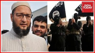 Complaint Filed Against Owaisi For Announcing Legal Help For ISIS Suspects