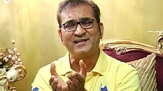 Singer Abhijeet In Trouble After Abusing Journalist On Twitter