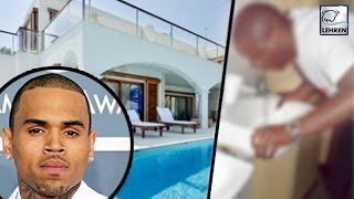 Chris Brown KICKED OUT Of Ibiza Home URINE & Vomit Everywhere