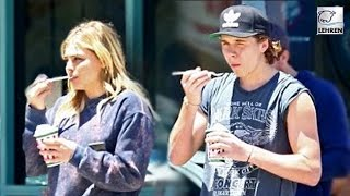 Chloe Moretz & Brooklyn Beckham's Cute Ice-Cream Date