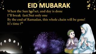 Happy Eid 2016- Eid Mubarak, Eid Greetings, Eid Ul Fitr E-card, Whatsapp Video.