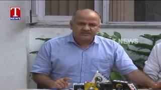 Delhi Dy CM Manish Sisodia Says UPA Govt Paralysing Governance In Delhi  IAS Officer Arrest