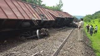 Heavy Rains Disrupt Train Services Along Ahemadabad-Mumbai Route
