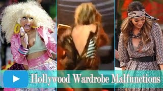 ADULTS ONLY: Hollywood's Hottest & Most Shocking Wardrobe Malfunction