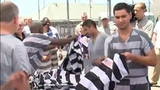 Arizona Inmates Get American Flag on Uniforms
