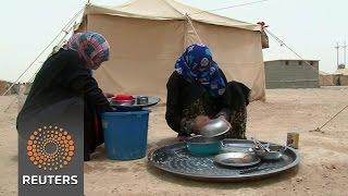 Falluja's displaced struggle to celebrate Eid