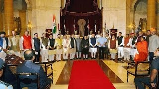 Modi Cabinet Expansion: Javadekar gets cabinet, 19 new ministers inducted