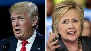 Trump, Clinton campaigning in North Carolina