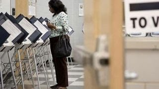 Longtime study on voter decision making