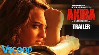 Akira | Official Trailer | Sonakshi Sinha, Anurag Kashyap, Konkona Sen #VSCOOP