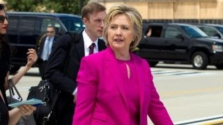 Was news of a possible Hillary Clinton indictment buried?