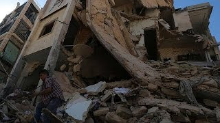 Amnesty International accuses Syrian opposition groups of human rights abuses