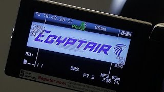 Egyptair cockpit voice recorder suggests fire on plane