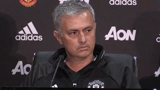 Jose Mourinho's First Man Utd Press Conference - 'I Have Promoted 49 Academy Players In My Career'