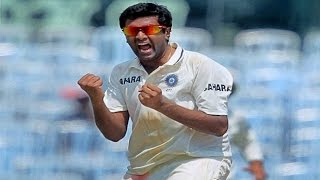 Muralitharan calls R Ashwin as the best test spinner