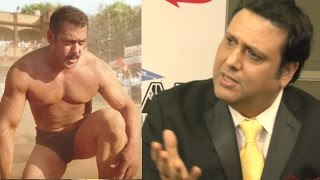 Govinda's SHOCKING REACTION on Salman Khan's SULTAN