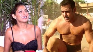 SULTAN - Kubra Sait Interview About Her Role, Salman Khan & More!