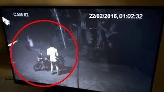 Most Shocking Ghost Sighting - Real Paranormal Activity Caught on CCTV Camera
