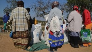 WFP launches emergency food scheme in drought-hit Swaziland